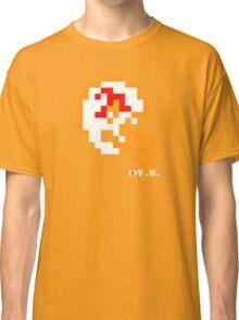 Tecmo Bowl - Tampa Bay - 8-bit - Mini Helmet shirt Classic T-Shirt