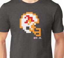 Tecmo Bowl - Tampa Bay - 8-bit - Mini Helmet shirt Unisex T-Shirt