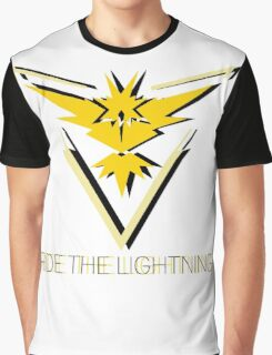 Team Instinct - Ride The Lightning Graphic T-Shirt