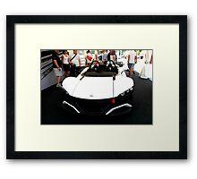 Vuhl Sports Car Framed Print
