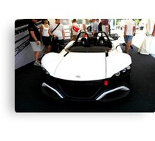 Vuhl Sports Car Canvas Print