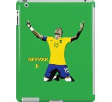 Neymar da Silva Santos Júnior iPad Case/Skin