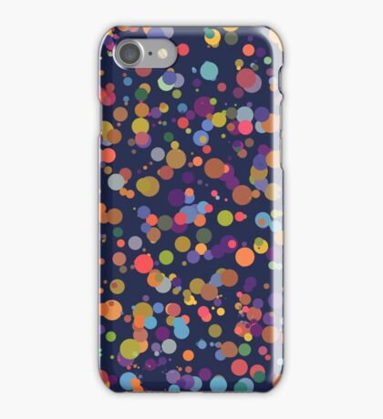 Dots, Dots and More Dots iPhone Case/Skin