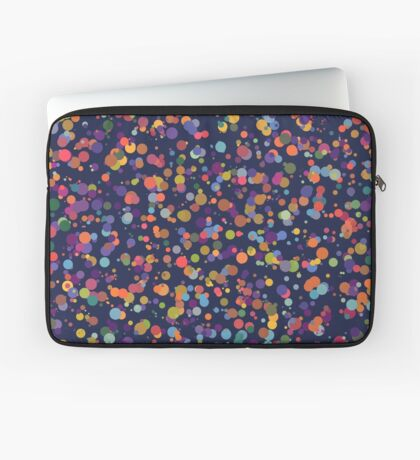 Dots, Dots and More Dots Laptop Sleeve