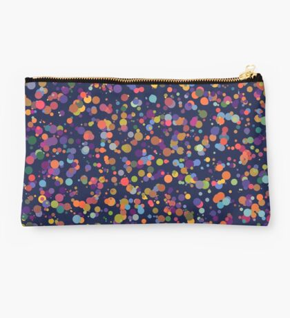 Dots, Dots and More Dots Studio Pouch