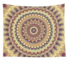 Mandala 93 Wall Tapestry