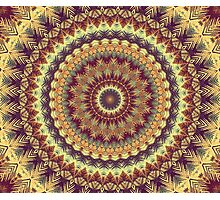 Mandala 93 Photographic Print