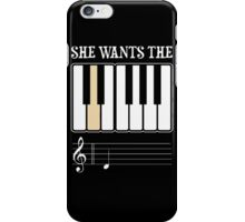 she wants the iPhone Case/Skin
