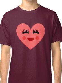 Happy Heart  Classic T-Shirt