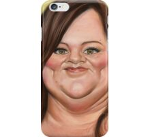 Melissa McCarthy iPhone Case/Skin
