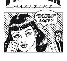 THRASHER magazine by terrortides