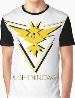 Team Instinct - #lightningwar Graphic T-Shirt