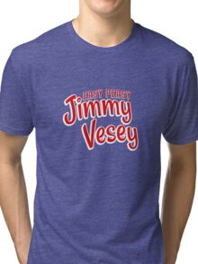 Jimmy Vesey #26 - New York Rangers Tri-blend T-Shirt