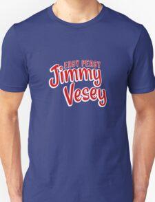 Jimmy Vesey #26 - New York Rangers Unisex T-Shirt