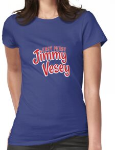 Jimmy Vesey #26 - New York Rangers Womens Fitted T-Shirt
