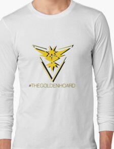Team Instinct - #thegoldenhoard Long Sleeve T-Shirt