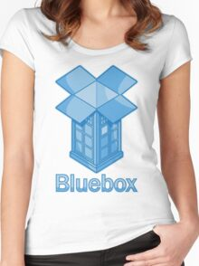 Bluebox Women's Fitted Scoop T-Shirt