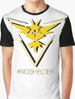Team Instinct - #noshelter Graphic T-Shirt