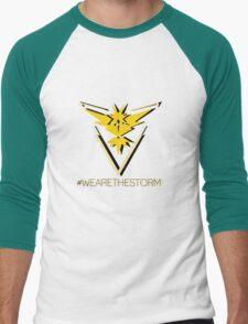 Team Instinct - #wearethestorm Men's Baseball ¾ T-Shirt
