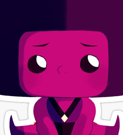 Leggy Ruby Sticker