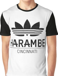 Harambe - Cincinnati Graphic T-Shirt