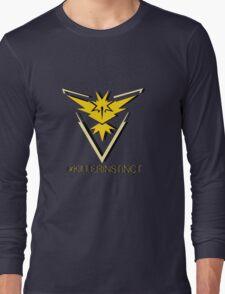 Team Instinct - #killerinstinct Long Sleeve T-Shirt