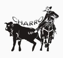 Charro Up One Piece - Short Sleeve