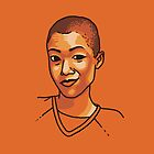 Poussey by Lauren Rakes