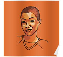 Poussey Poster