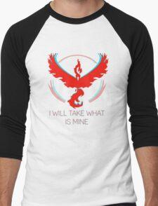 Team Valor - I Will Take What Is Mine Men's Baseball ¾ T-Shirt