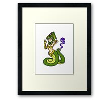 Pixel Cassiopeia Framed Print