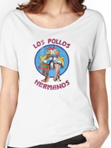 VIntage Los Pollos Hermanos Women's Relaxed Fit T-Shirt