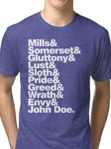 SE7EN Tri-blend T-Shirt