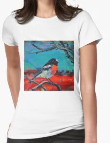 'The Soft Spot' Womens Fitted T-Shirt