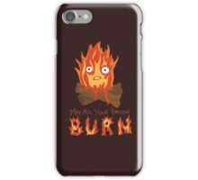 Here's another curse iPhone Case/Skin