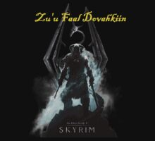 Skyrim: Zu'u Faal Dovahkiin (I am The Dragonborn) by Phoenix Core