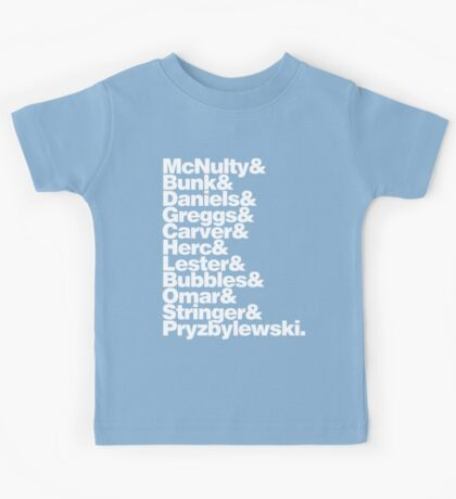 THE WIRE Kids Tee