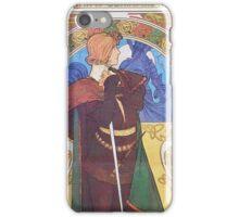 Alphonse Mucha - Hamlet iPhone Case/Skin