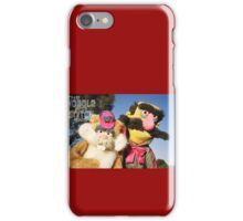 Snivels and Butch iPhone Case/Skin