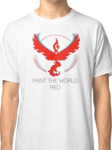 Team Valor - Paint The World Classic T-Shirt