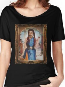 Queen Adore Delano Women's Relaxed Fit T-Shirt
