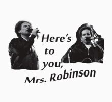 Simon & Garfunkel-Mrs. Robinson Kids Clothes