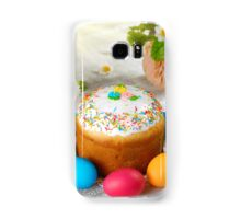 Kids Cakes Samsung Galaxy Case/Skin