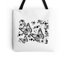 Butterly Exodus Tote Bag