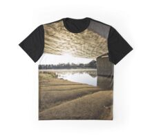 Lake Ginninderra in Canberra/ACT/Australia (4) Graphic T-Shirt