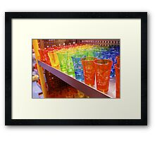 Chocolate for Adults Framed Print