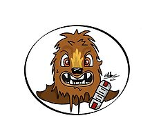Chewbacca by CarinaDrawings