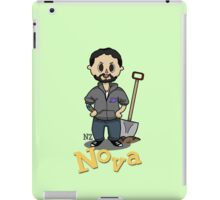 Creature Crossing- Nova iPad Case/Skin