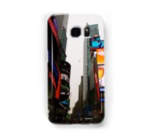 Times Square Samsung Galaxy Case/Skin