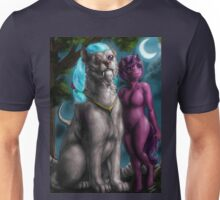 Looking at the stars Unisex T-Shirt